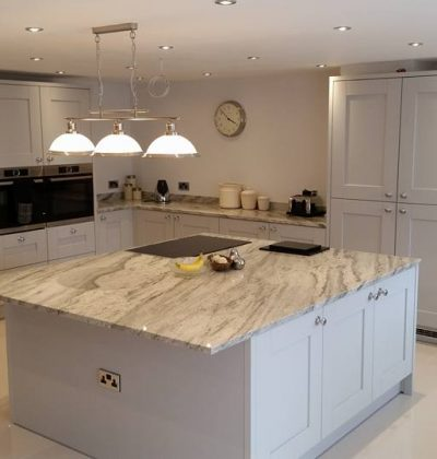 Stone Grey Kitchen Stafford